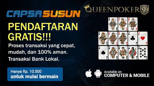 daftar main capsa indonesia