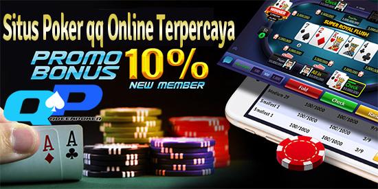 Bermain Bandar Poker qq Online