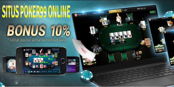 aplikasi poker99 online